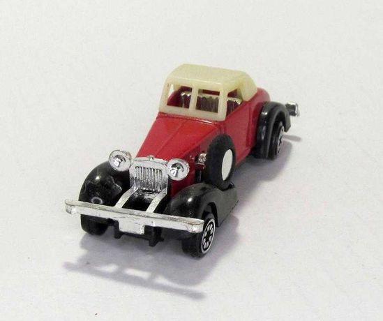 Hispano Suiza Summer S696 красная