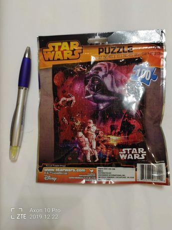 Пазлы Star wars 100шт.оригинал