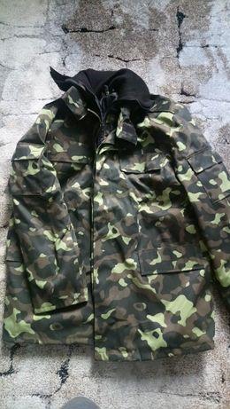 Бушлат куртка военная зимняя