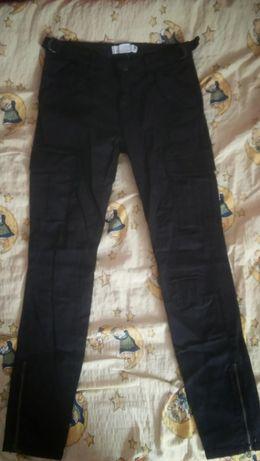 Spodnie bojówki z H&M