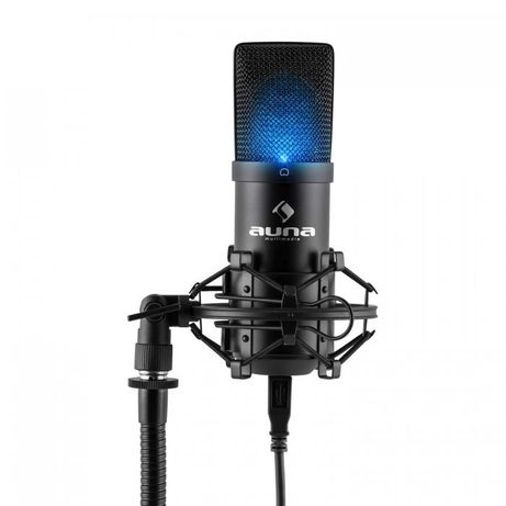 Студійний конденсаторний мікрофон