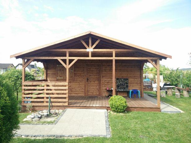 Domek ogrodowy 5,3x6m