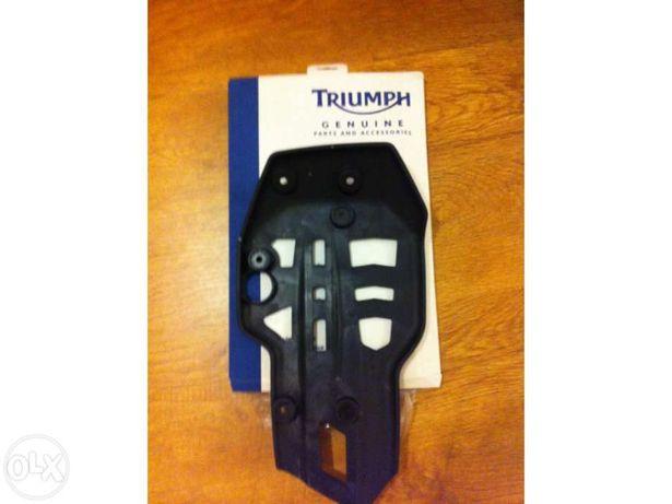 Protecção de carter novo Triumph tiger 800 ou 800xc