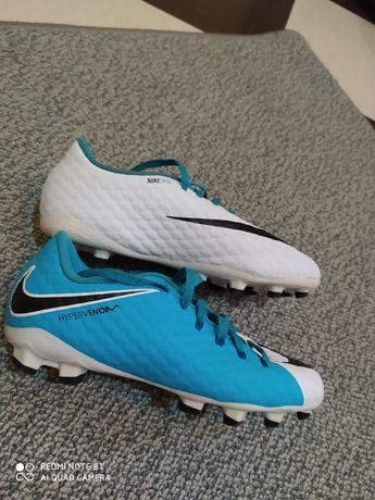 Korki Nike JR Hypervenom roz. 34, wkladka 21.5cm stan idealny
