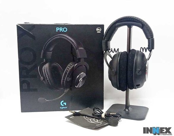 Słuchawki Logitech G PRO X Gaming promocja