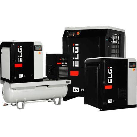 Serviços de Manutenção/reparação a Compressores ar comprimido