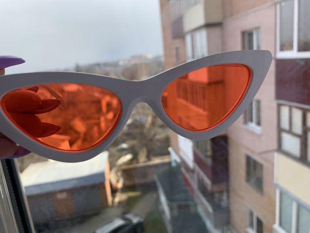 Очки солнцезащитные ретро