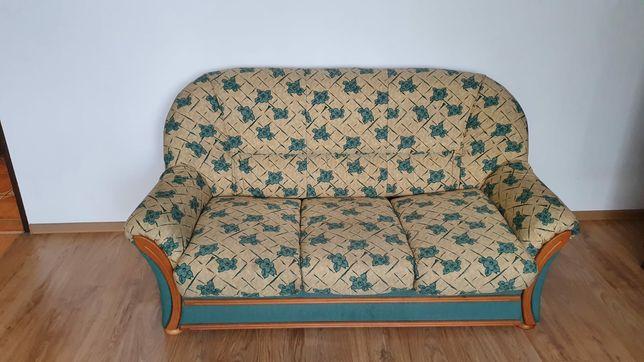 Kanapa oraz 2 fotele