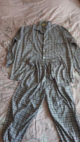 Мужской хлопковый костюм (размер XXXXL)
