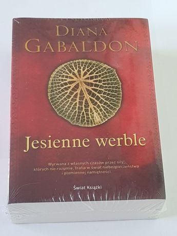 Diana Gabaldon Jesienne werble zafoliowane