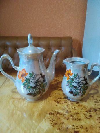 Чайник, молочник времён СССР