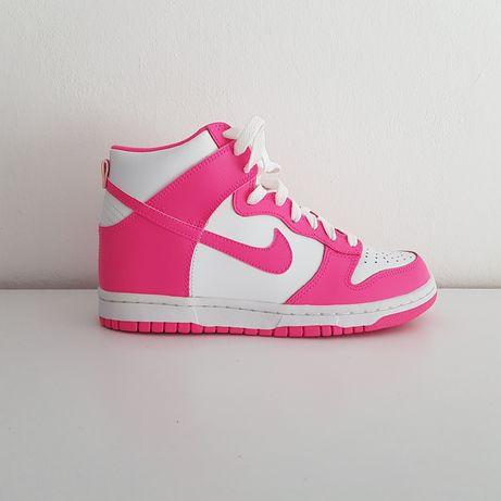 Nike Dunk High 37.5 Pink