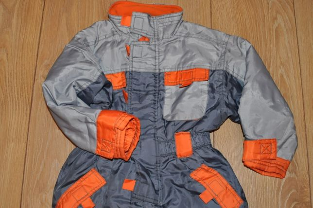 kombinezon jednoczęściowy narciarski spodnie r.98