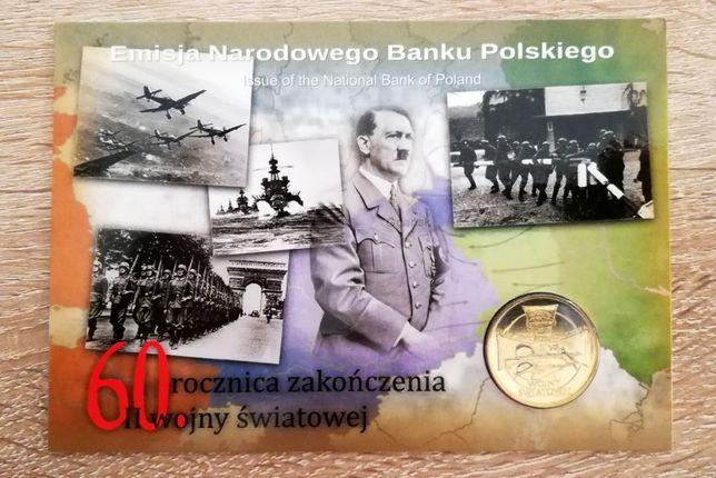 """2 zł w blistrach """"Emisje NBP"""""""