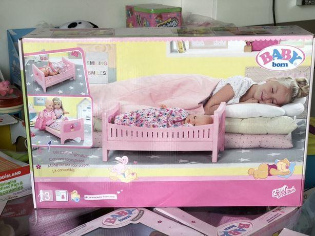 Кроватка для куклы BABY BORN - Сладкие сны беби борн