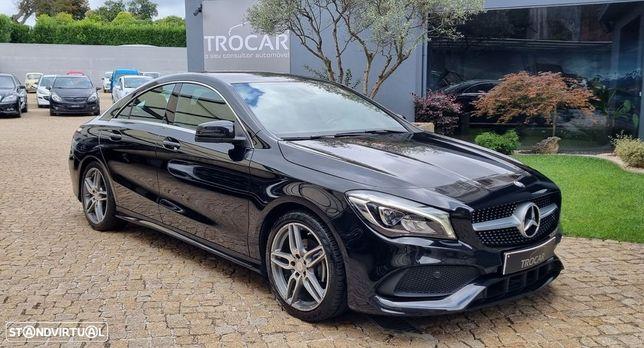 Mercedes-Benz CLA 180 ver-d-amg-line