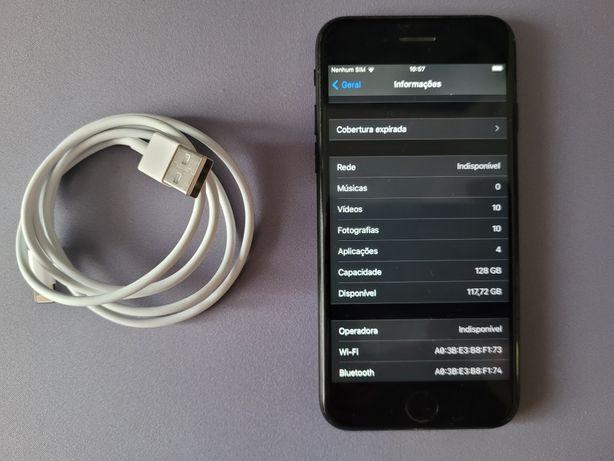 Iphone 7 128gb garantia 24meses