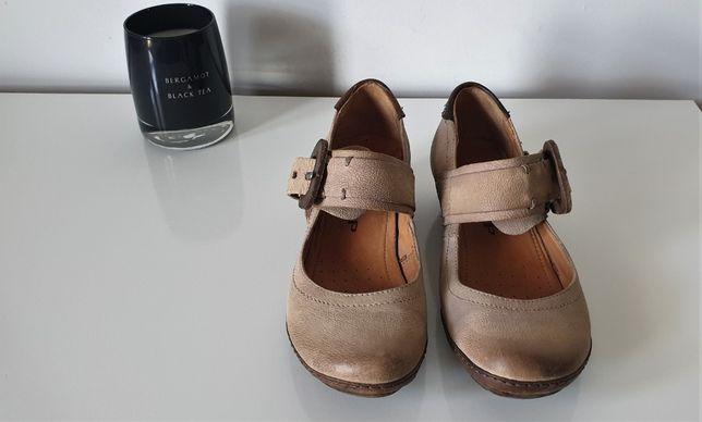 Buty Czułenka Pantofle Airstep Śliczne Ck 36