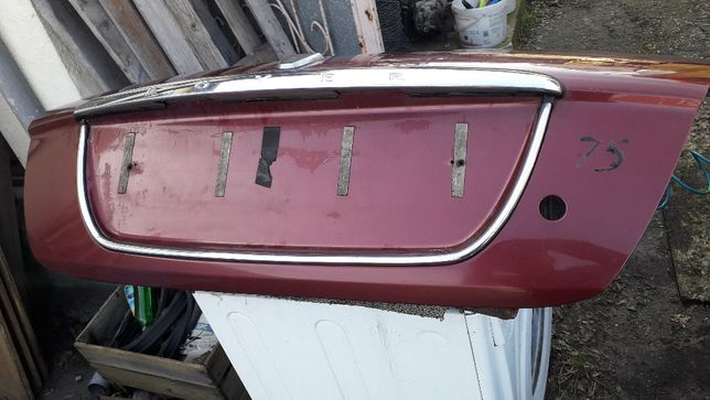 Klapa tylna Rover 75 , bordo albo błękit