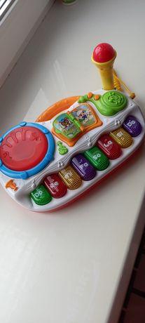 Развивающее музыкальное пианино игрушка