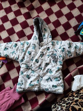 Класна куртка для хлопчика