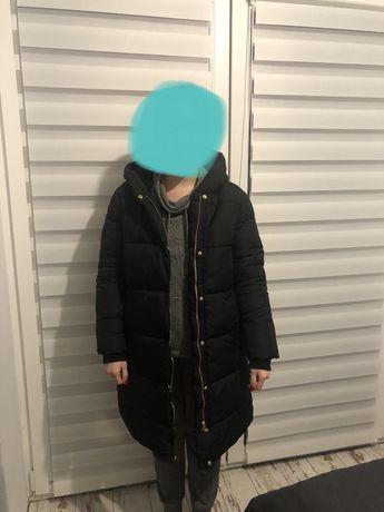 Ocieplany płaszcz przeciwdeszczowy