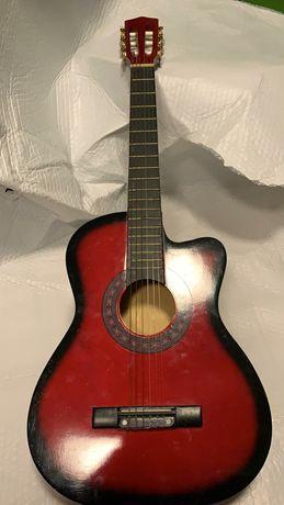Elegancka Gitara Akustyczna