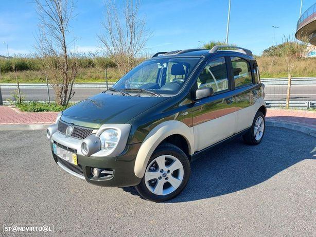 Fiat Panda 1.3 16V M-jet 4x4 Monster