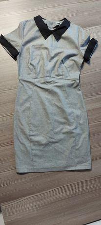 Szara sukienka Orsay roz 38
