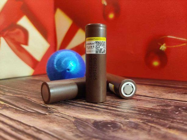 Высокотоковые аккумуляторы 18650 Litokala LG HG2 3000 mAh для сборки