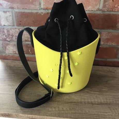 Obag Basket zestaw brush nity lime limonka