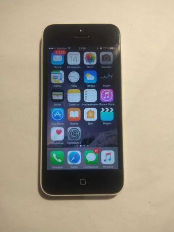 iPhone 5 c neverlock White 16 Gb White