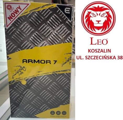 Telefon Ulefone Armor 7E 2020 6GB/128GB Bateria 5500mAh Black (7E)
