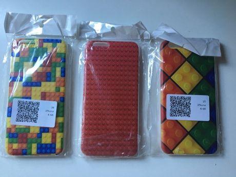 Чехол айфон iphone 6 6s силикон лего Lego