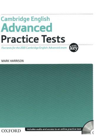 Advanced Practice Tests (CAE 2015 exam revision). Учебник + Аудио
