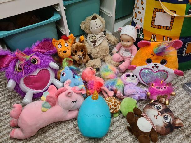 Набор игрушек unicorn единорог беби борн глазастики