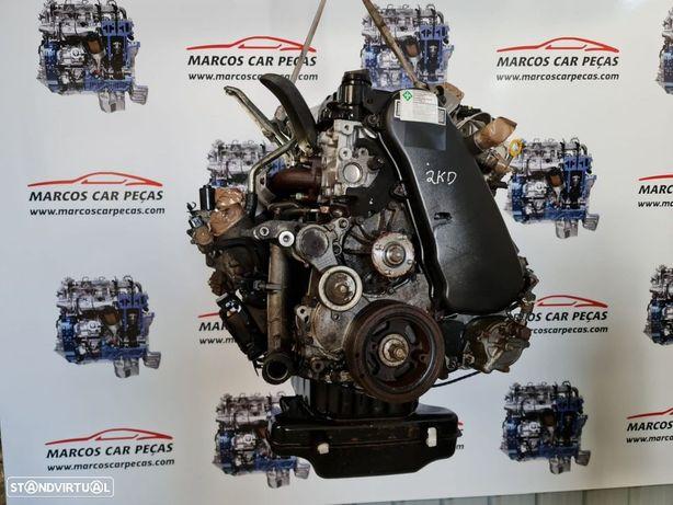 Motor Toyota hilux 2.5D4-D 2008 REF. 2KD