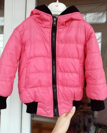 Детская демисезонная куртка на 2-3года
