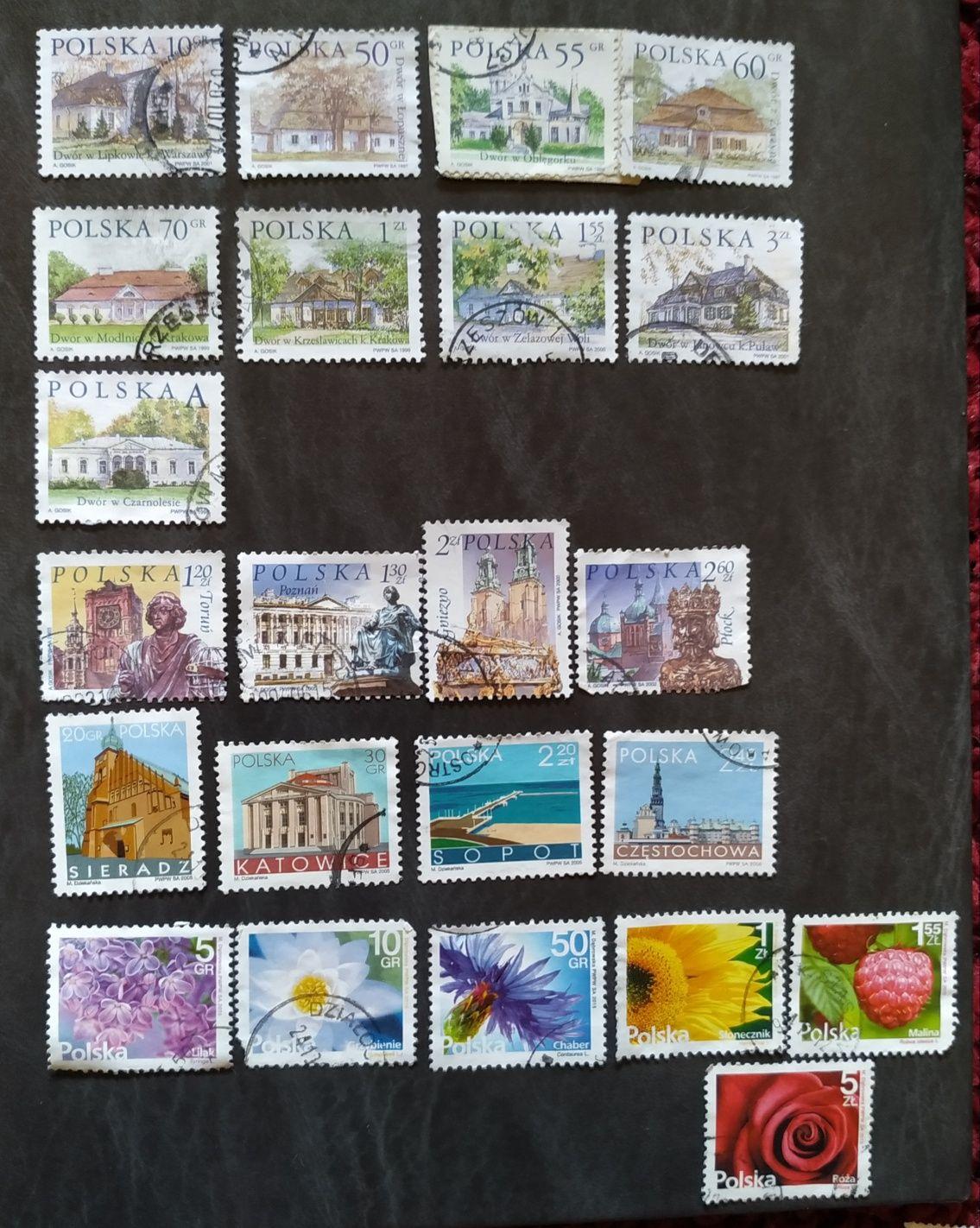 Znaczki pocztowe polskie