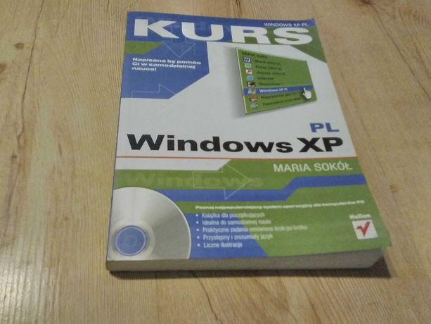 Książka Kurs WINDOWS XP