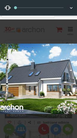 Projekt domu dom w idaredach