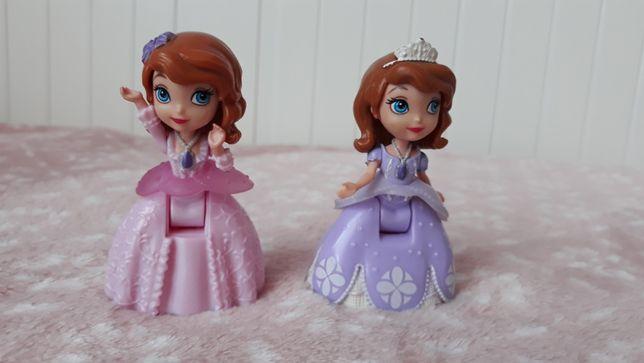 Księżniczki ZOSIA i AMBER