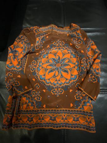 Sprzedam bluzkę Massimo Dutti jedwab