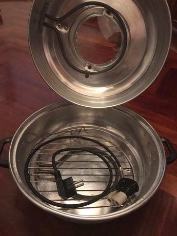 Cloche/Patusca forno elétrico