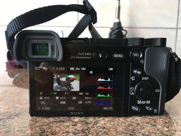 Aparat Sony Alfa 6000