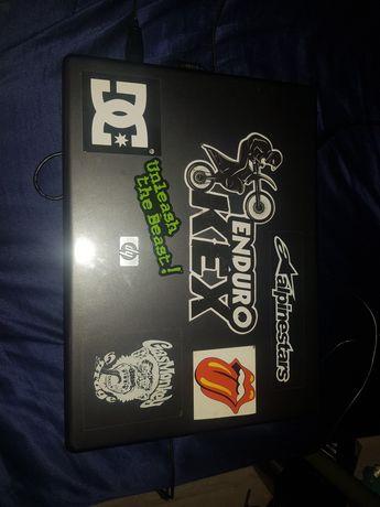 Laptop HP550 +ładowarka