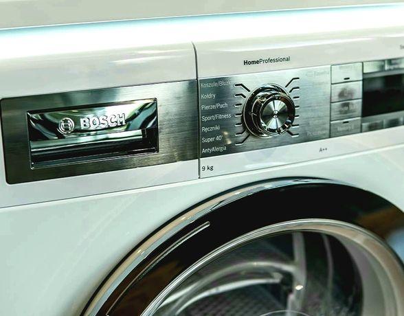 Bosch / Siemens máq. secar roupa A+++ novas