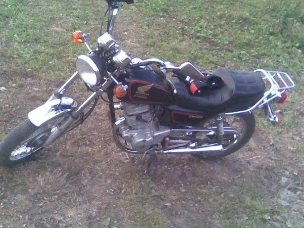 Honda Custom 125 - części