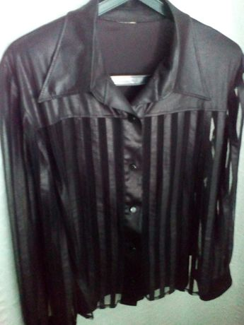 Кофта блузка рубашка р 46-48.