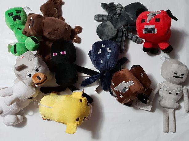 """Мягкие игрушки""""Майнкрафт"""""""